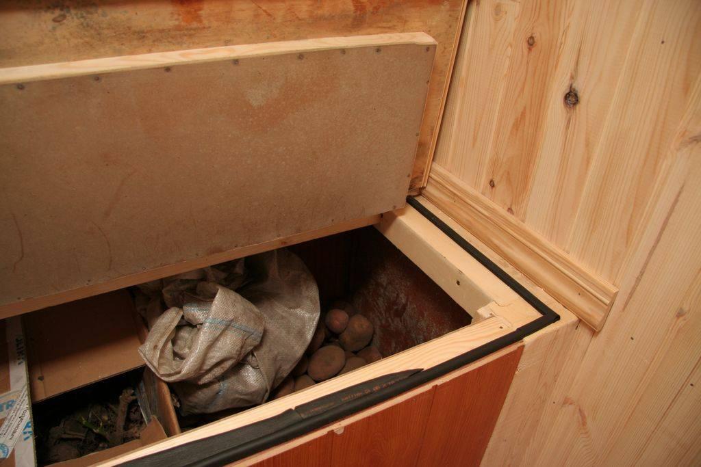 Ящик для хранения картофеля в квартире зимой: как содержать на балконе и в остальных местах, можно ли класть другие овощи, и как сделать контейнер своими руками? русский фермер
