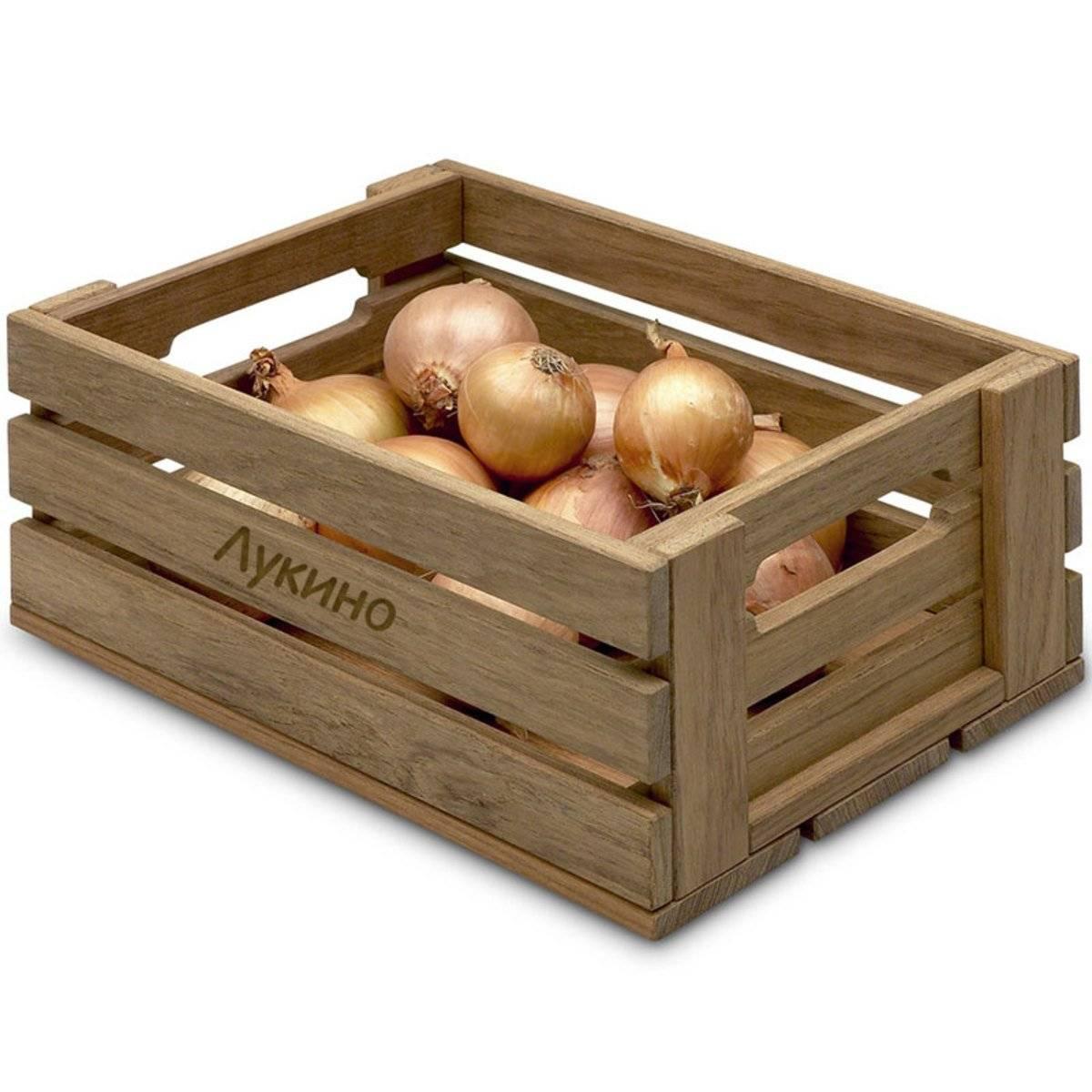 Ящик для хранения картофеля на балконе и в подвале своими руками