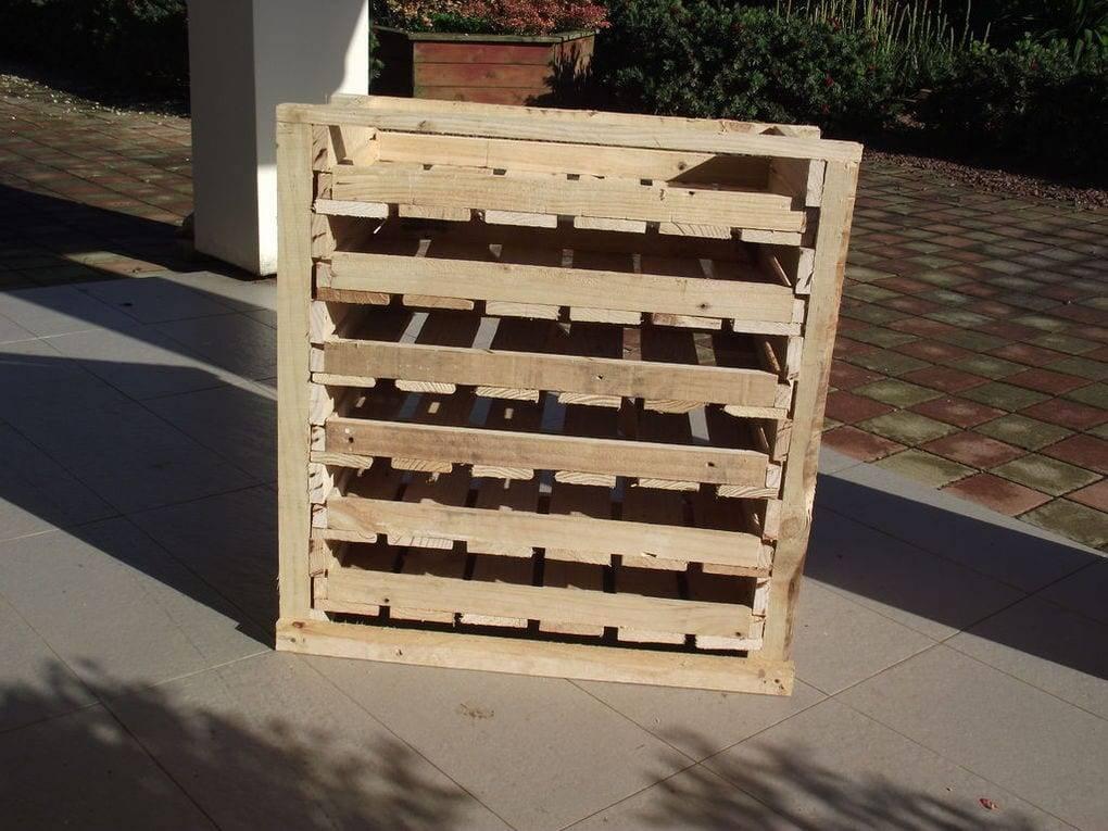 Ящики для хранения овощей: как сделать своими руками, размеры, угловые, ящики-диванчики