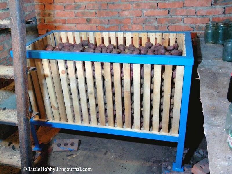 Овощехранилище на балконе своими руками – удобный и бюджетный вариант зимнего хранения.
